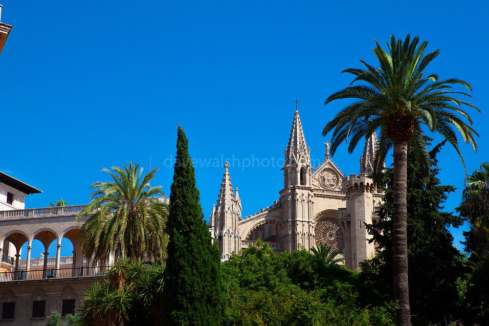 Cathedral, Palma de Mallorca, Balearic Islands, Spain