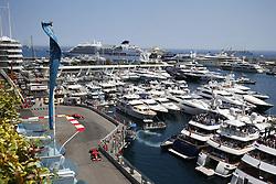 May 28, 2017 - Monte Carlo, Monaco - Motorsports: FIA Formula One World Championship 2017, Grand Prix of Monaco, .#7 Kimi Raikkonen (FIN, Scuderia Ferrari), #5 Sebastian Vettel (GER, Scuderia Ferrari) (Credit Image: © Hoch Zwei via ZUMA Wire)