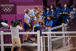 Fredricson Peder, SWE, All In, 387, Team Sweden<br /> Olympic Games Tokyo 2021<br /> © Hippo Foto - Dirk Caremans<br /> 07/08/2021