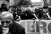 Demonstration promoted by the provinces of Abruzzo to demand the amendment of the Decree on the earthquake. Rome 2 March 2017. Christian Mantuano / OneShot