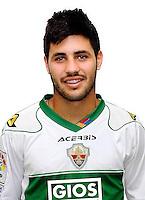 Carles Gil de Pareja ( Elche CF )