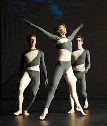 Nearly Ninety<br /> The Merce Cunningham Dance Company <br /> choreography by Merce Cunningham<br /> at The Barbican Theatre, London, Great Britain <br /> rehesrsal <br /> 26th October 2010 <br /> <br /> <br /> <br /> Daniel Madoff<br /> <br /> Marcie Munnerlyn<br /> <br /> Silas Riener<br /> <br /> Photograph by Elliott Franks<br /> 2010©Elliott Franks