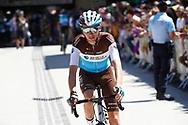 Romain Bardet (FRA - AG2R - La Mondiale) during the 105th Tour de France 2018, Stage 14, Saint-Paul-trois-Chateaux - Mende (188 km) on July 21th, 2018 - Photo Luca Bettini / BettiniPhoto / ProSportsImages / DPPI