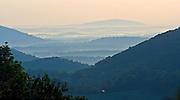 View from Crozet, VA.