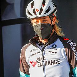 25-04-2021: Wielrennen: Luik Bastenaken Luik (Vrouwen): Luik  Janneke Ensing