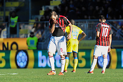 December 26, 2018 - Frosinone, Italy - Gonzalo Higuain of AC Milan in action during the Serie A match between Frosinone Calcio and AC Milan at Stadio Benito Stirpe on December 26, 2018 in Frosinone, Italy. (Credit Image: © Federica Roselli/NurPhoto via ZUMA Press)