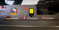 Simon Trummer (CHE) / Oliver Webb (GBR) / Pierre Kaffer (DEU) driving the #4 LMP1 Bykolles Racing Team CLM P1/01 - AER 24hr Le Mans 16th June 2016