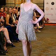 Samina Mughal, Couture (New York, USA) showcase her latest collection at London Fashion GALA S/S 22  at The Royal Horseguards Hotel and One Whitehall Place on 2019-09-17, London, UK.