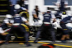 July 20, 2018 - Hockenheim, Germany - Motorsports: FIA Formula One World Championship 2018, Grand Prix of Germany, ..#18 Lance Stroll (CAN, Williams Martini Racing) (Credit Image: © Hoch Zwei via ZUMA Wire)