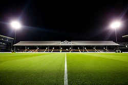 General View inside Craven Cottage - Rogan/JMP - 31/10/2017 - Craven Cottage - London, England - Fulham FC v Bristol City - Sky Bet Championship.