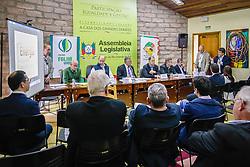 Seminário de Energia na 39º Expointer - Exposição Internacional de Animais, Máquinas, Implementos e Produtos Agropecuários. FOTO: Itamar Aguiar/ Agência Preview