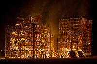 Burn Wall Street by Otto Von Danger
