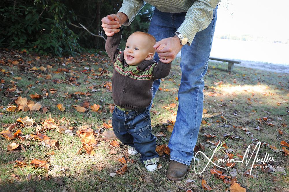 10/24/10 Justin, Kirsten & Jack. photo © Laura Mueller