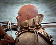 Commercial diver at Dutch Springs, Scuba Diving Resort in Bethlehem, Pennsylvania