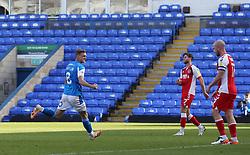 Jack Taylor of Peterborough United celebrates scoring his goal - Mandatory by-line: Joe Dent/JMP - 19/09/2020 - FOOTBALL - Weston Homes Stadium - Peterborough, England - Peterborough United v Fleetwood Town - Sky Bet League One