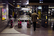 Subwaystation in Tokyo