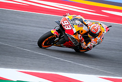 September 7, 2018 - Misano Adriatico, Ialy, Italy - 93 MARC MARQUEZ from Spain, HRC Repsol Honda Team, Honda RC213V, Gran Premio Octo di San Marino e della Riviera di Rimini, during the Friday FP2 at the Marco Simoncelli World Circuit for the 13th round of MotoGP World Championship, from September 7th to 9th - Photo by Felice Monteleone - AFP7  (Credit Image: © Felice Monteleone/NurPhoto/ZUMA Press)