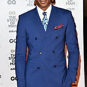 Eric Underwood Arrivers at GQ 30th Anniversary celebration at Sushisamba, The Market, Convent Garden on 29 October 2018.