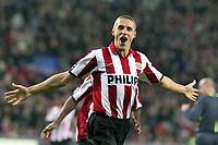 Fotball<br /> Foto: ProShots/Digitalsport<br /> NORWAY ONLY<br /> <br /> 31.10.2006<br /> UEFA Champions League<br /> PSV Eindhoven v Galatasaray 2-0<br /> <br /> timmy simons - PSV