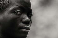 Batwa girl with an unforgettable look!
