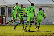 Bromley FC v Forest Green Rovers 070117