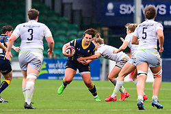 Zoe Bennion of Worcester Valkyries in action - Mandatory by-line: Craig Thomas/JMP - 30/09/2017 - RUGBY - Sixways Stadium - Worcester, England - Worcester Valkyries v Saracens Women - Tyrrells Premier 15s