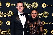 Uitreiking Gouden Televizier-Ring Gala 2018.<br /> <br /> OP de foto:  Guido Spek en Dilan Yurdakul