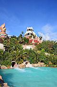 Siam Park, Water Kingdom Theme Park, Costa Adeje, Tenerife, Canary Islands, Spain