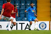 Jordan WIlliams. Stockport County FC 1-0 Salford City FC. Pre Season Friendly. 25.8.20