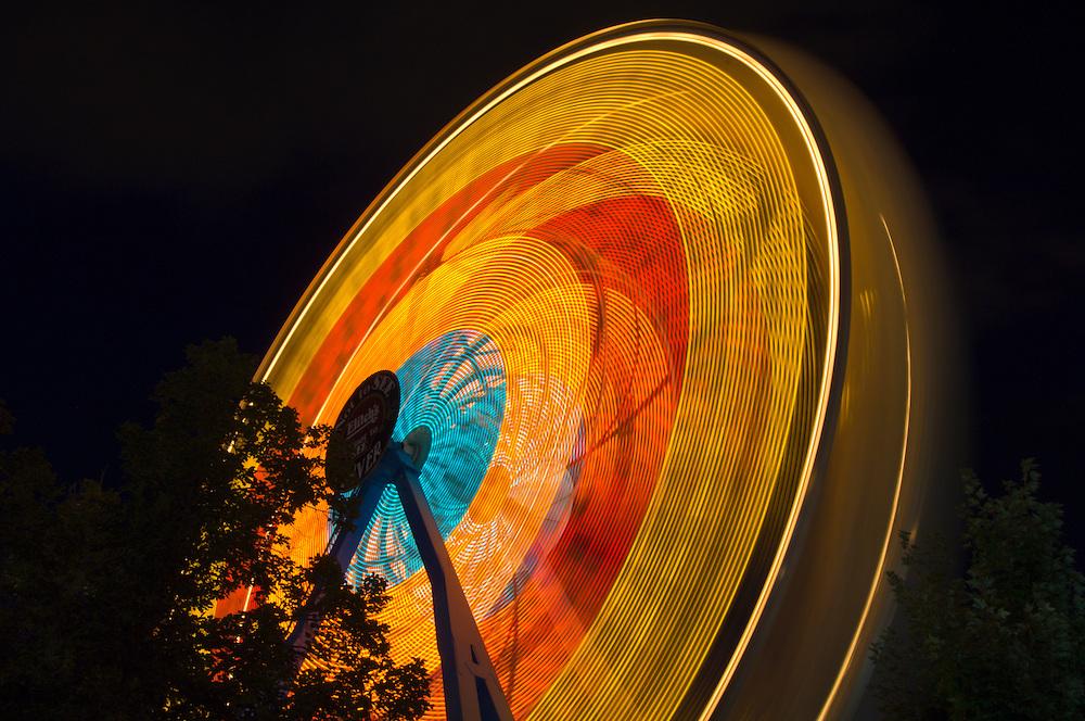 Six Flags Elitch Gardens Amusement Park, Denver, Colorado