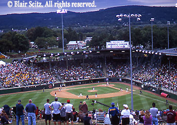 Susquehanna Valley, PA Little League World Series, Williamsport, PA