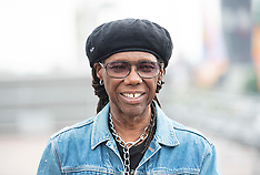 Nile Rodgers Meltdown launch 3rd August 2019