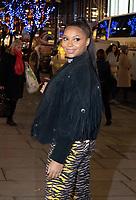 Samira Mighty  at the BOUX AVENUE x MEGAN MCKENNA LAUNCH EVENT