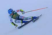 SOELDEN, AUSTRIA. OCTOBER 17 2020:  1st Women's Giant Slalom as part of the Alpine Ski World Cup in Solden on October 17, 2020; Run 1, Meta Hrovat (SLO) ( Pierre Teyssot/ESPA Images-Image of Sport)