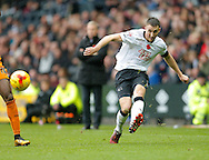 Craig Forsyth of Derby County - Football - Sky Bet Championship - Derby County vs Wolverhampton Wanderers - iPro Stadium Derby - Season 2014/15 - 8th November 2014 - Photo Malcolm Couzens/Sportimage