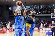 Gazzotti Giulio, GRISSIN BON REGGIO EMILIA vs VANOLI CREMONA, Campionato Lega Basket Serie A 2017/2018, recupero 23° giornata, PalaBigi Reggio Emilia 18 aprile 2018 - FOTO Bertani/Ciamillo