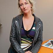NLD/Hilversum/20111104- Perspresentatie najaar 2011 / 2012 omroep Max, Margreet Reijntjes