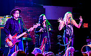 """Billy Mercer, Bass and Savannah Keifer, Kendra Chantelle, Backup Vocals for the """"KEIFER BAND"""" Performs at The Coach House in San Juan Capistrano during their Rise Tour on August 30th, 2019"""