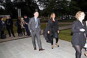 DEJAN SUDVIK; ZAHA HADID, Frank Gehry Serpentine Pavilion opening event: Serpentine Gallery, Kensington Gardens. London. 18 July 2008 *** Local Caption *** -DO NOT ARCHIVE-© Copyright Photograph by Dafydd Jones. 248 Clapham Rd. London SW9 0PZ. Tel 0207 820 0771. www.dafjones.com.