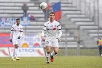 Erwan QUINTIN - 24.01.2015 - Clermont / Chateauroux  - 21eme journee de Ligue2<br />Photo : Jean Paul Thomas / Icon Sport