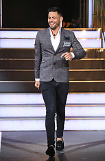 Celebrity Big Brother Men's Launch - 6 Jan 2018