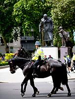 Sir Winston Churchill Statue photo by Brian Jordan