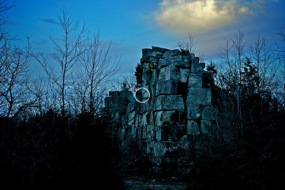 Pyramids of Monroe County Indiana