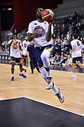 Wilson Jamil<br /> FIAT Torino - Grissin Bon Reggio Emilia<br /> Lega Basket Serie A 2018-2019<br /> Torino 03/02/2019<br /> Foto M.Matta/Ciamillo & Castoria