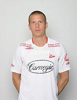 Fotball , Tippeligaen 2009 , portrett , portretter , Fredrikstad<br /> Patrik Gerrbrand