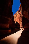 Jordan-Petra-The Siq-Gorge