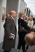 ANTHONY D'OFFAY, Opening of Frieze Masters. Regent's Park. London. 15 October 2013.