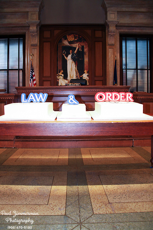 23 September 2009 - New York, NY - Atmosphere. Law and Order's 20th Season Kickoff twenty years of arresting drama. Photo Credit: Paul Zimmerman/AdMedia