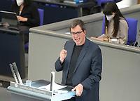 DEU, Deutschland, Germany, Berlin, 25.02.2021: Dr. Lukas Köhler (FDP) in der Plenarsitzung im Deutschen Bundestag.