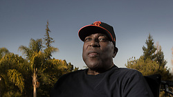 December 5, 2017 - Woodside, California, U.S - Hall of Fame first baseman Willie McCovey turns 80 on Jan. 10, 2018.  Here he is at home on Tuesday, Dec. 5, 2017 in Woodside, CA. (Credit Image: © Paul Kuroda/ZUMA Wire)